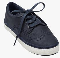 Next Navy Blue Sneakers boys