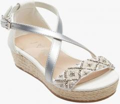 4599db63e9be Next Silver Sandals for girls in India - Buy at Lowest price April ...