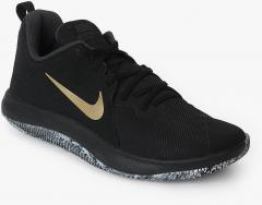 1635c0a6b94 Nike Air Behold Low Ii Nbk Black Basketball Shoes for Men online in India  at Best price on 20th May 2019