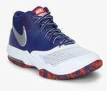 finest selection e2534 edc07 Nike Air Max Emergent White Basketball Shoes men