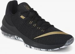 1d210f8aecfc Nike Air Max Infuriate 2 Low Black Basketball Shoes for Men online in India  at Best price on 20th May 2019
