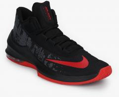 36d2857ef746 Nike Air Max Infuriate 2 Mid Black Basketball Shoes for Men online in India  at Best price on 19th May 2019