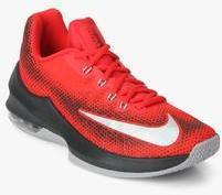37ce55967959 Nike Air Max Infuriate Low Red Basketball Shoes for Men online in ...