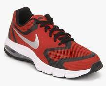 separation shoes 8b078 d73bc Nike Air Max Premiere Red Running Shoes boys