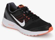 Nike Air Relentless 5 Msl Black Running Shoes for Men online in ... 22883a9d3