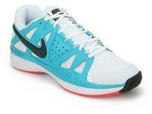 225de7d2be62 Nike Air Vapor Advantage White Tennis Shoes for Men online in India ...