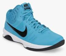 9e0dccda2f0b Nike Air Visi Pro Vi Blue Basketball Shoes for Men online in India ...