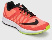 new product f1f9c 8639b Nike Air Zoom Elite 7 Pink Running Shoes for Men online in ...