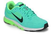 76b7146e5a91 Nike Air Zoom Fly 2 Blue Running Shoes for women - Get stylish shoes ...