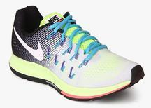 low priced 8d4b7 00a46 Nike Air Zoom Pegasus 33 Multicoloured Running Shoes women