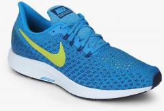 2f990c8efac7 Nike Air Zoom Pegasus 35 Blue Running Shoes for Men online in India ...