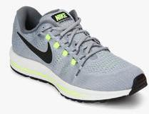 0773297229475 Nike Air Zoom Vomero 12 Grey Running Shoes for Men online in India ...