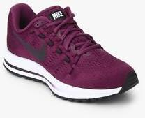 1c8c2540928 Nike Air Zoom Vomero 12 Purple Running Shoes for women - Get stylish shoes  for Every Women Online in India 2019