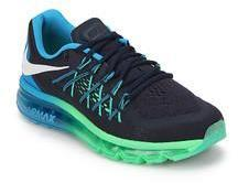 f07c67bc57 Nike Airmax 2015 Navy Blue Running Shoes for Men online in India at ...