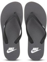 newest 9f66e 6773a Nike Aquaswift Thong Grey Flip Flops for Men online in India ...
