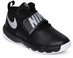 official photos af253 8570a Nike Black TEAM HUSTLE D 8 Basketball Shoes boys