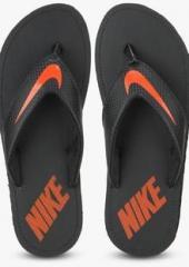 sports shoes e561a 51b9a Nike Chroma Thong 4 Black Flip Flops men