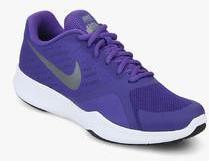 f8f89d9a4cc72 Nike City Trainer Purple Running Shoes for women - Get stylish shoes ...