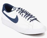 Nike Classic Ac White Sneakers for Men online in India at Best price