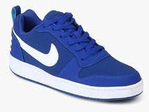 fa19bef320609 Nike Court Borough Low Blue Sneakers for Men online in India at Best price  on 21st July 2019, | PriceHunt