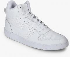 d978aa8c666dbc Nike Court Borough Mid White Sneakers for Men online in India at Best price  on 26th March 2019