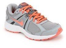 fb97e991527da Nike Dart 10 Msl Grey Running Shoes for women - Get stylish shoes for Every  Women Online in India 2019