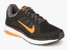 d3d6bc7f06b Nike Dart 12 Msl Black Running Shoes for Men online in India at Best ...