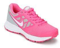 1a48fc67ae83c Nike Downshifter 6 Msl Pink Running Shoes for women - Get stylish ...