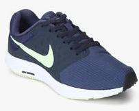 dbfca7d7536 Nike Downshifter 7 Navy Blue Running Shoes for women - Get stylish ...
