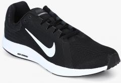 f23ecb3697fc Nike Downshifter 8 Black Running Shoes for women - Get stylish shoes ...