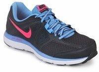 Nike Dual Fusion Lite 2 Msl Black Running Shoes for women - Get ... deee63e4fc9c
