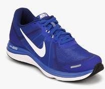 1b2cd15a320 Nike Dual Fusion X 2 Blue Training Shoes for Men online in India at ...