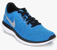 5415949fe6cf2 Nike Flex 2016 Rn Blue Running Shoes for Men online in India at Best ...