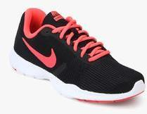 4b2cb10e6ee35 Nike Flex Bijoux Black Training Shoes for Men online in India at Best price  on 12th May 2019