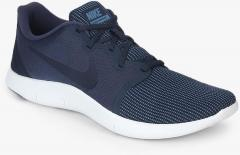 5b53061b7ad7 Nike Flex Contact 2 Blue Running Shoes for Men online in India at Best  price on 12th May 2019
