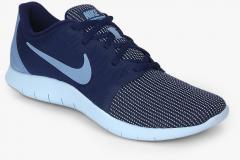 fe3ba92855b58 Nike Flex Contact 2 Blue Running Shoes women
