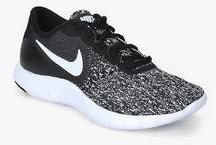 51c0c7255fc3 Nike Flex Contact Black Running Shoes for women - Get stylish shoes ...