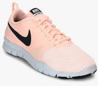 dad213ec4446 Nike Flex Essential Peach Training Shoes for women - Get stylish ...