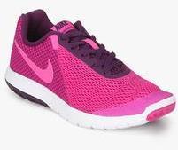 62e9c4be484 Nike Flex Experience Rn 6 Fuchsia Running Shoes for women - Get ...
