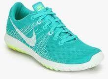 huge selection of 86011 275db Nike Flex Fury Aqua Blue Running Shoes for women - Get ...