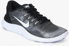 low priced c6524 818b1 Nike Flex Rn 2018 Black Running Shoes men