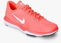 81c0d4462a778 Nike Flex Supreme Tr 5 Orange Training Shoes for women - Get stylish ...
