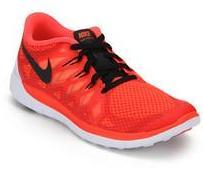1532171a4627 Nike Free 5.0 Red Running Shoes for Boys in India May