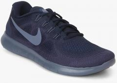 a0258a2e4dfc Nike Free Rn 2017 Navy Blue Running Shoes for Men online in India at Best  price on 11th May 2019