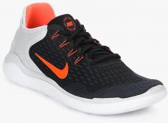 5857e3dc602 Nike Free Rn 2018 Black Running Shoes for Men online in India at ...