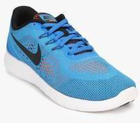 f0791c3d9a9 Nike Free Rn Blue Running Shoes for Boys in India April