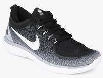 buy online 6bd6f 550f5 Nike Free Rn Distance 2 Black Running Shoes men