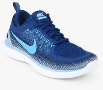 new arrival 6be8d 9db55 Nike Free Rn Distance 2 Blue Running Shoes men