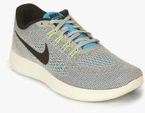 13bfebcf77db Nike Free Rn Grey Running Shoes for Men online in India at Best ...