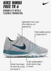 20eaacece565 Nike Free Tr 6 Olive Training Shoes for women - Get stylish shoes for Every  Women Online in India 2019